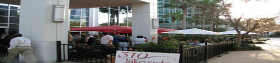 310 Lakeside Restaurant Orlando