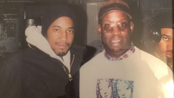 A Tribe Called Quest and DJ Carl©