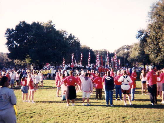 American Heart Association Event