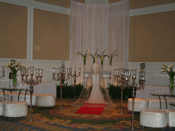 Bridal Show Decor