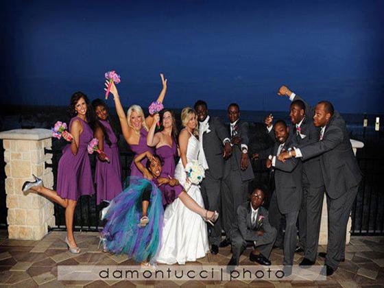 Deji Karim One Ocean Resort wedding