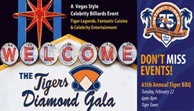 Detroit Tigers | Tigers Corporate Party