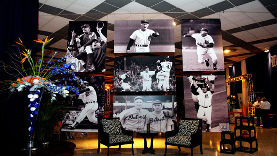 Detroit Tigers event history