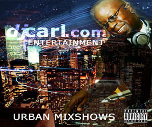 Click to hear DJ Carl urban podcasts on iTunes
