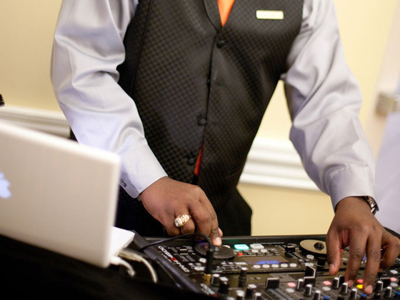Waldorf Astoria Orlando DJ Equipment by DJ Carl©