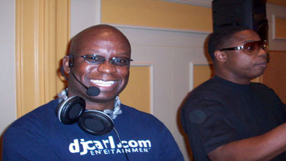 Doug E. Fresh and DJ Carl©