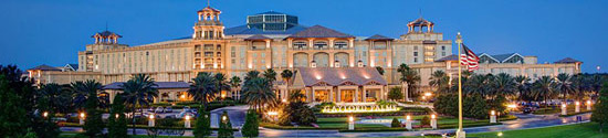 Gaylord Palms Resort Orlando banner