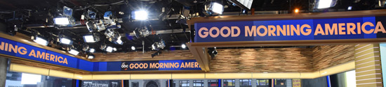 Good Morning America GMA banner