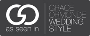Grace Ormonde Wedding Style Kevin Martin Wedding