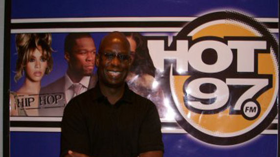 Hot 97 Studios New York City