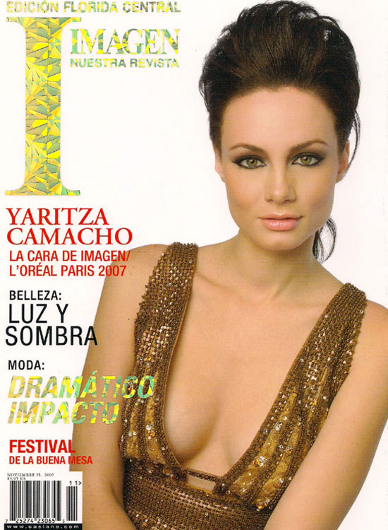 Imagen magazine cover