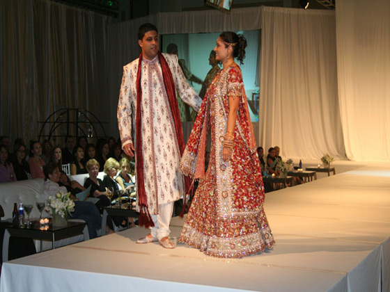 Indian Wedding Fashion Show