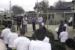 Joey Fatone speaks at Pepsico event