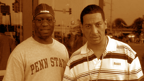 Kid Capri and DJ Carl©