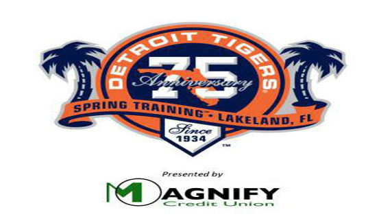 Detroit Tigers Magnify event