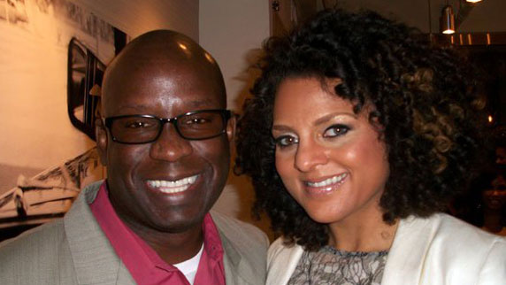 Marsha Ambrosius and DJ Carl©