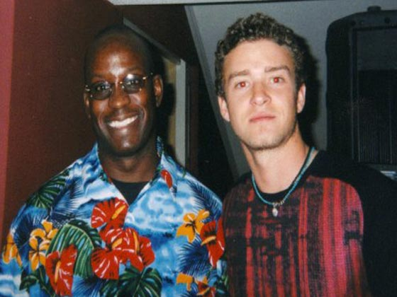 MTV - Justin Timberlake with DJ Carl©