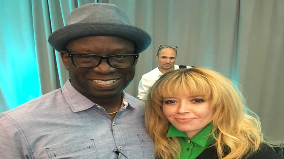 Natasha Lyonne and DJ Carl©