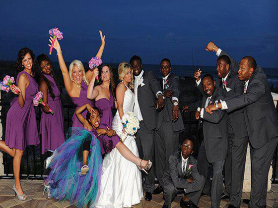 One Ocean Resort celebrity wedding