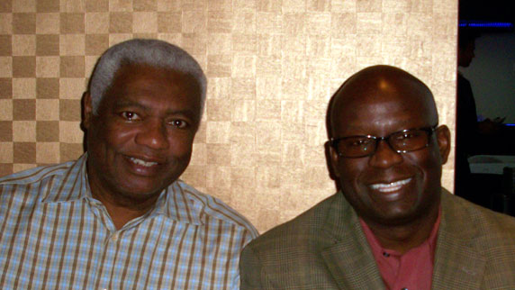 Oscar Robertson and DJ Carl©