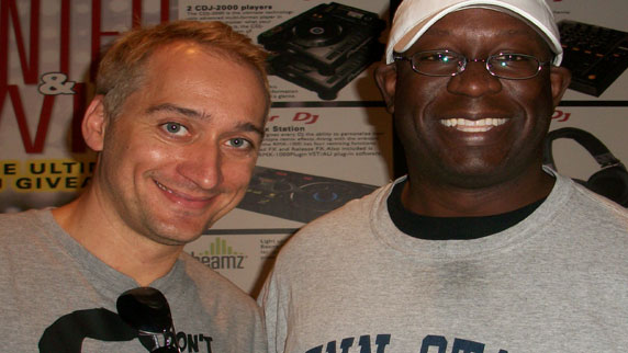 Paul van Dyk and DJ Carl©