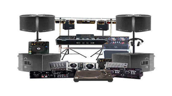 Rent DJ Equipment Orlando
