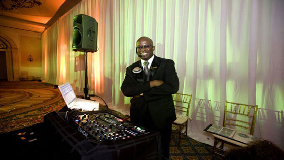 Ritz-Carlton Orlando Wedding DJ, DJ Carl©