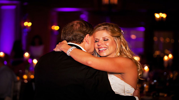 Ritz Carlton Sarasota wedding father