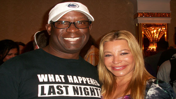 Taylor Dayne and DJ Carl©