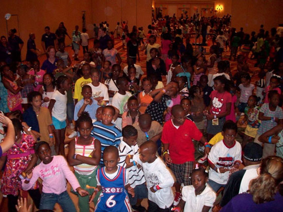 Tom Joyner Family Reunion Orlando kids