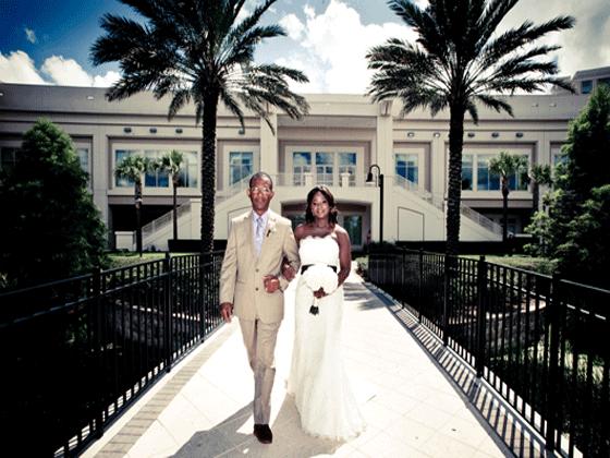 Waldorf Astoria bride
