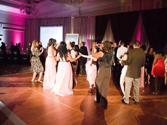 Waldorf Astoria dancing