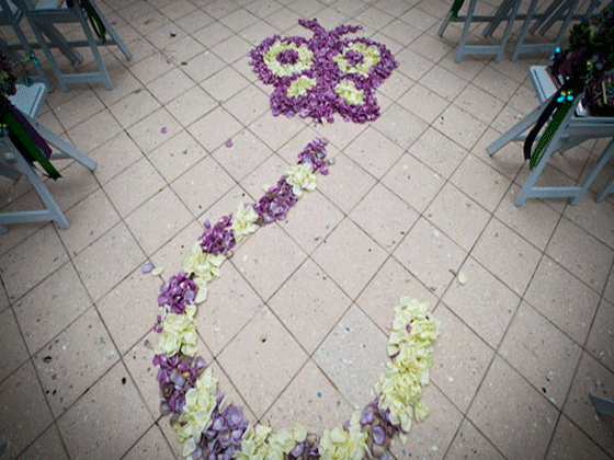 Waldorf Astoria Orlando Flowers