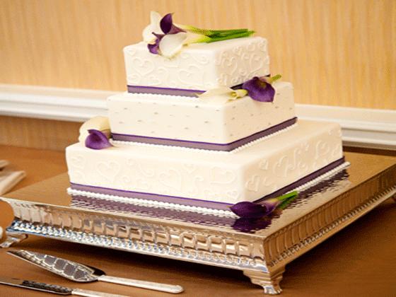 Waldorf Astoria Orlando Cake