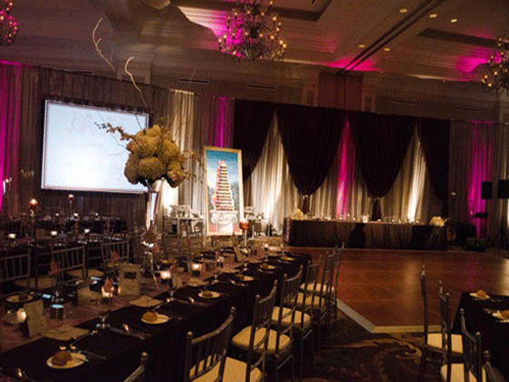 Waldorf Astoria Orlando Florida Ballroom