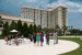 Waldorf outdoor wedding ceremony