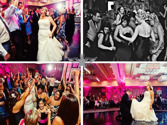 Westin Wedding Dancing