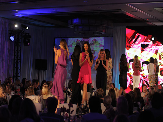 Winter Park Fashion Show at The Alfond Inn